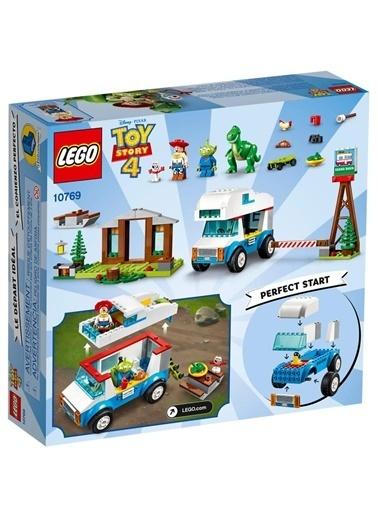 Lego Lego Juniors Toy Story 4 Karavan Tatili 10769 Renkli